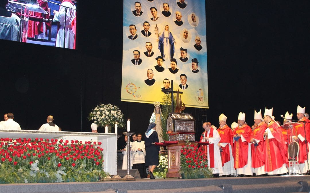 Beatification of the Sixty Martyrs of the Vincentian Family