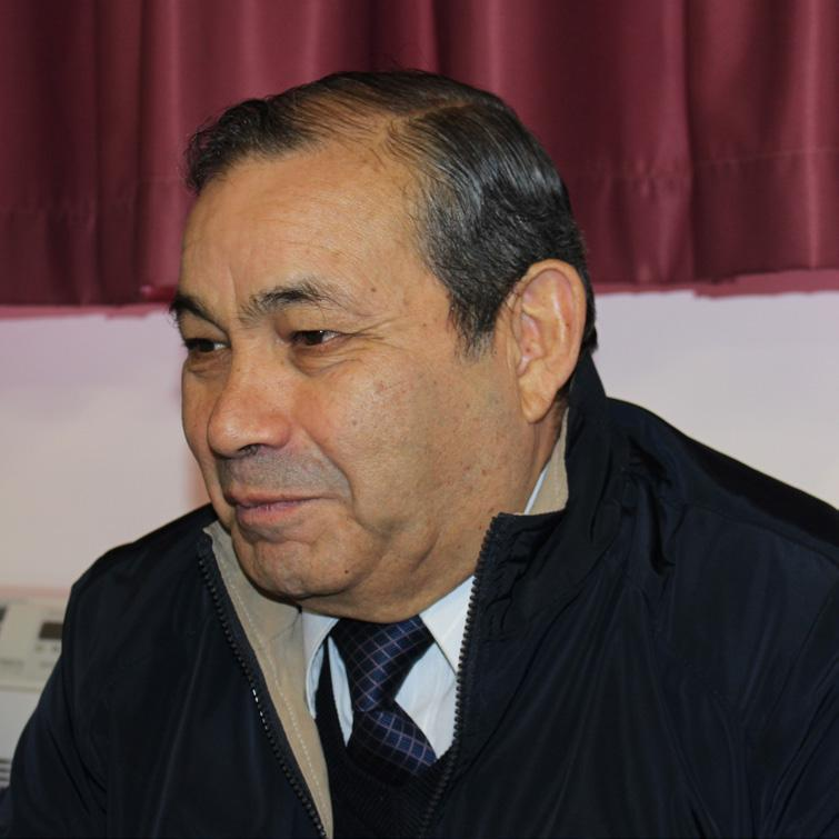 P. Aarón Gutiérrez Nava