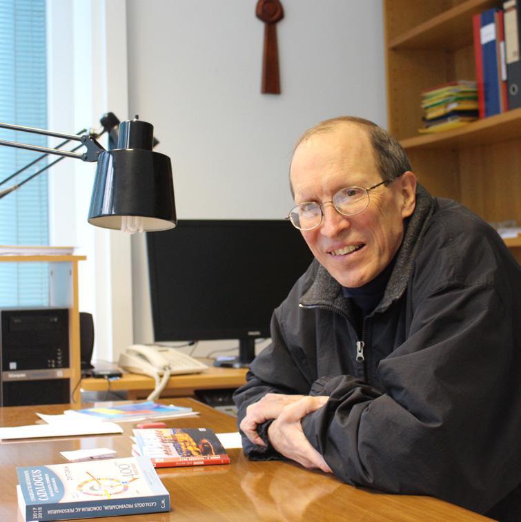 Father Miles Joseph Heinen, C.M.