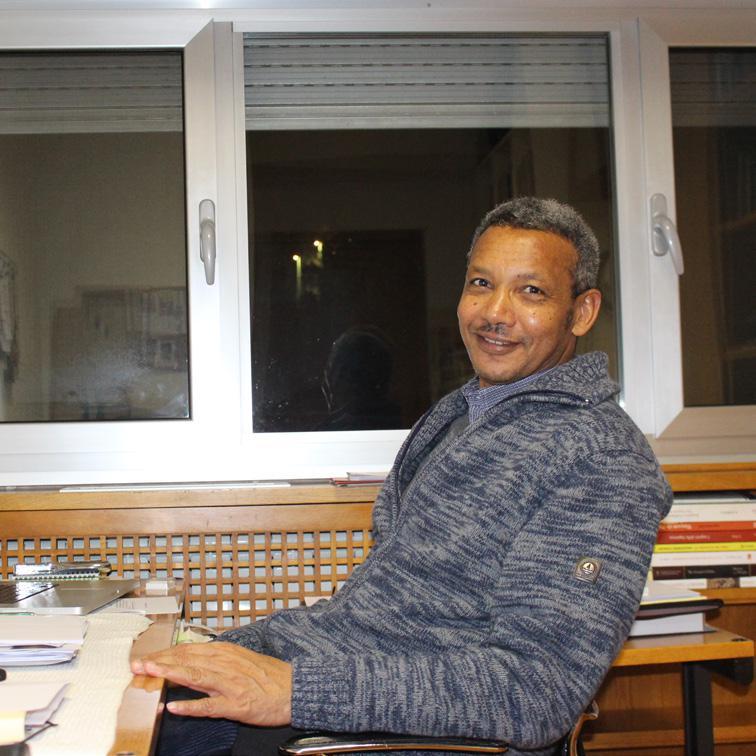 P. Zeracristos Yosief
