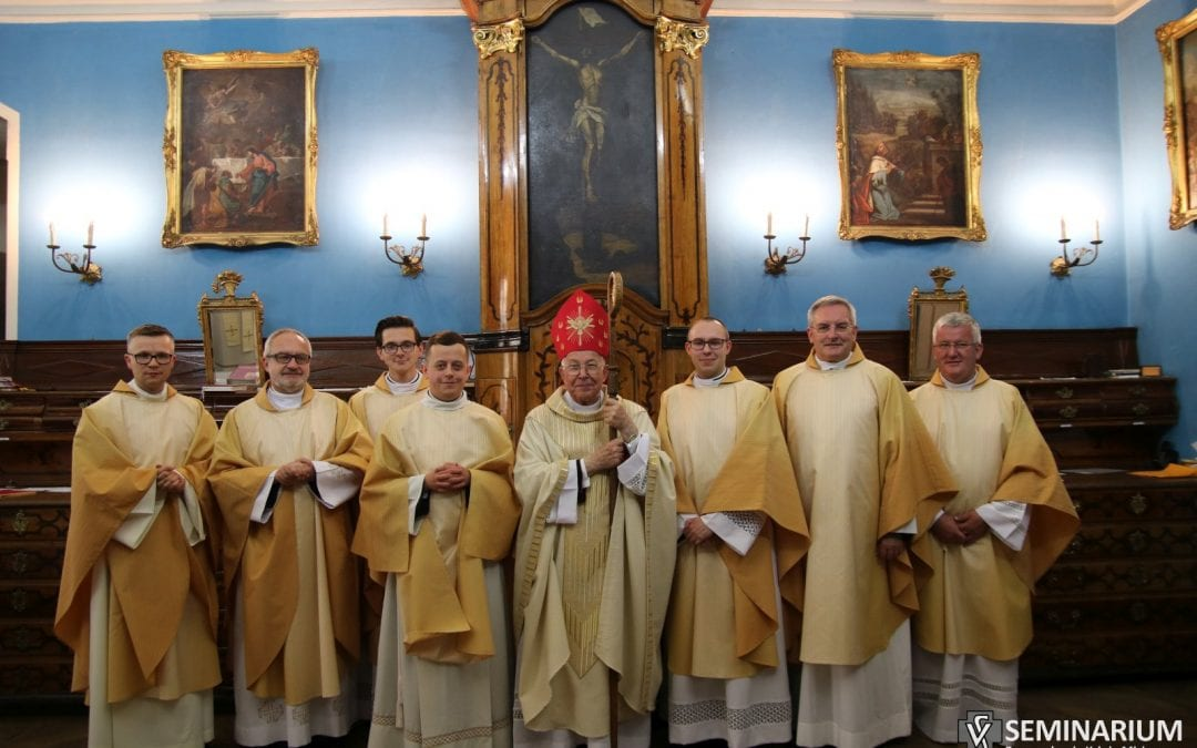 Ordinations in the Province of Poland
