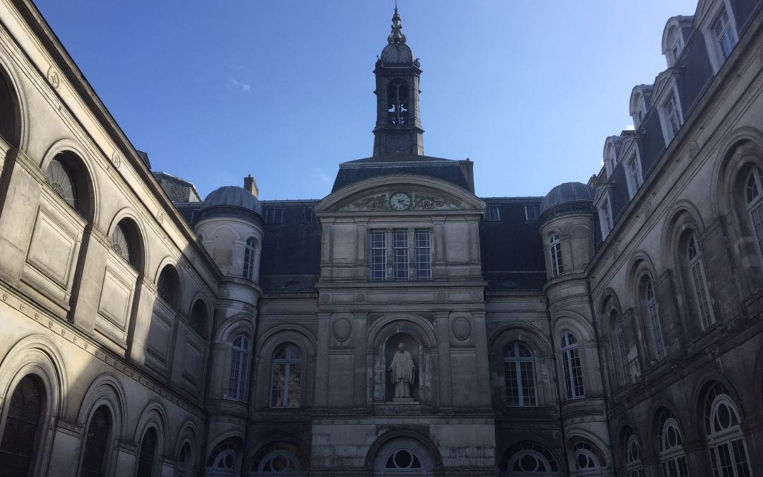 "Paris: ""With a missionary heart in the heart of the city,"" the Mother House celebrates 200 years."