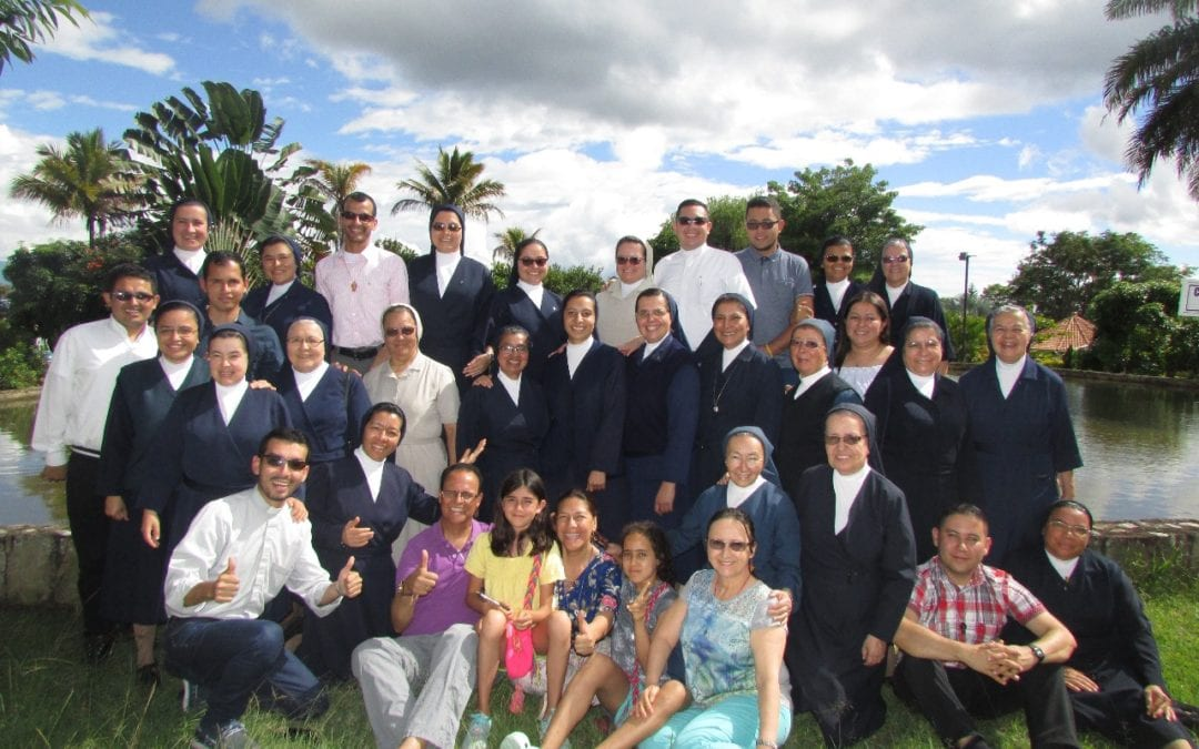 Encounter of Encounters. IV Interprovincial Encounter of Vocation Ministers