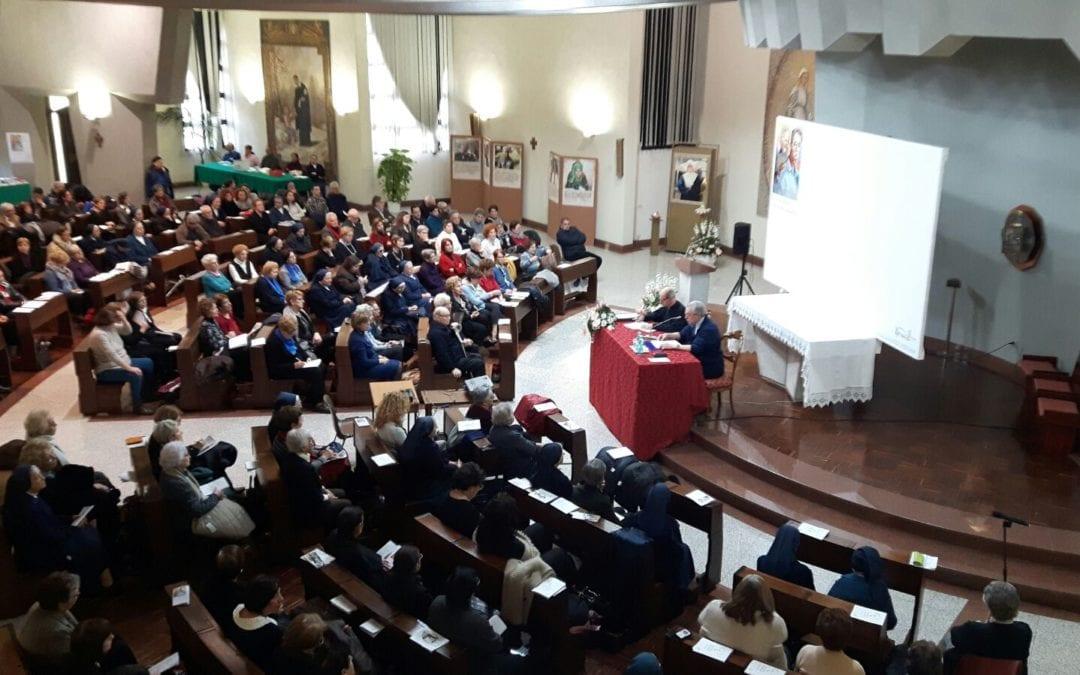 Vincentian Seminars  I was a stranger and you welcomed me  Cagliari  – Sassari