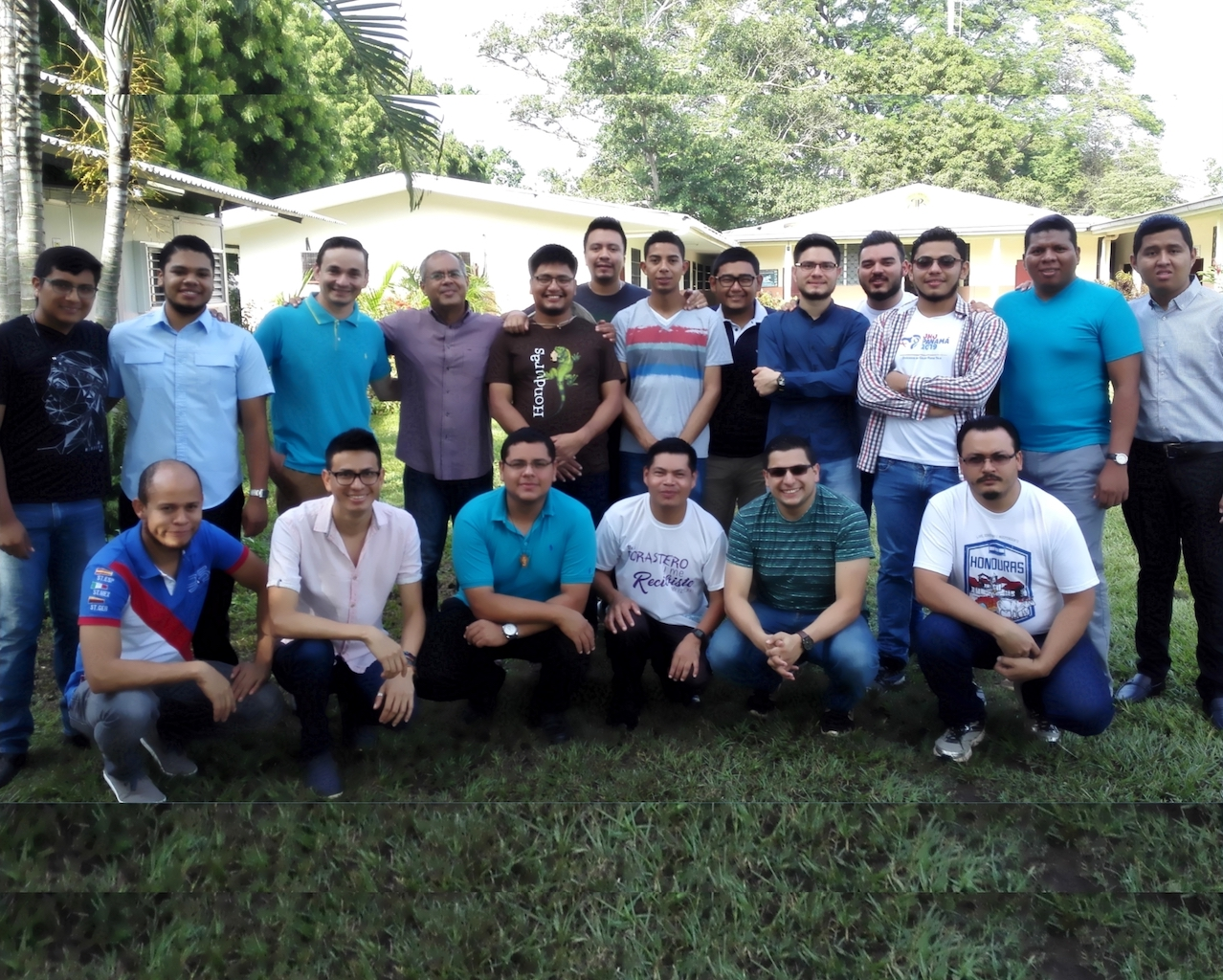 Gathering of Vincentian seminarists in Honduras - Congregation of