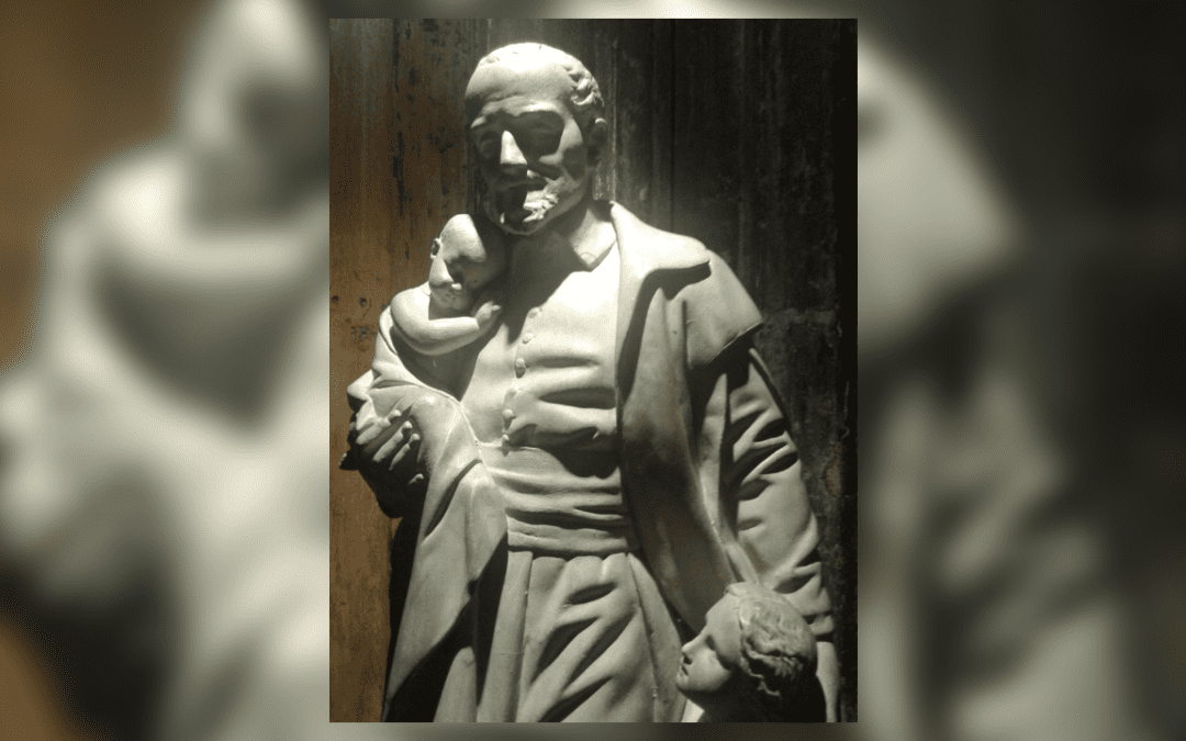 Novena in Honor of St. Vincent de Paul – Second Day:  Evangelizers need to be evangelized