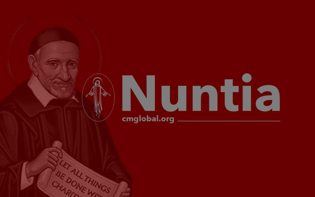 August issue of NUNTIA is available online