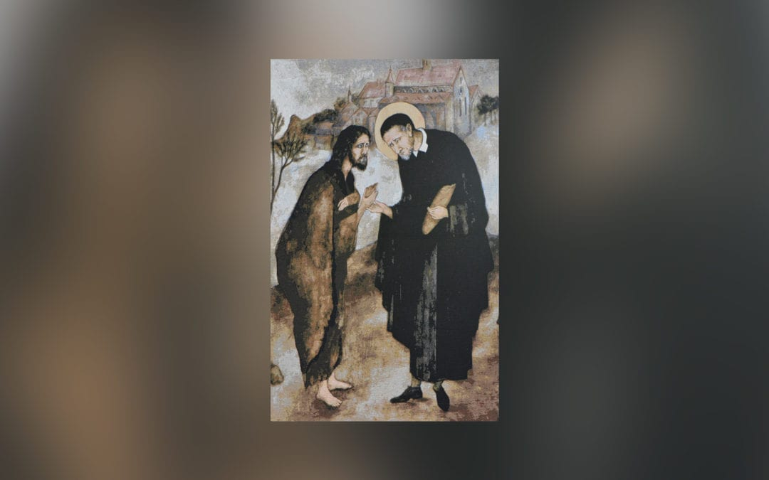 Following Jesus Christ Evangelizer of the Poor as Vincentian priest