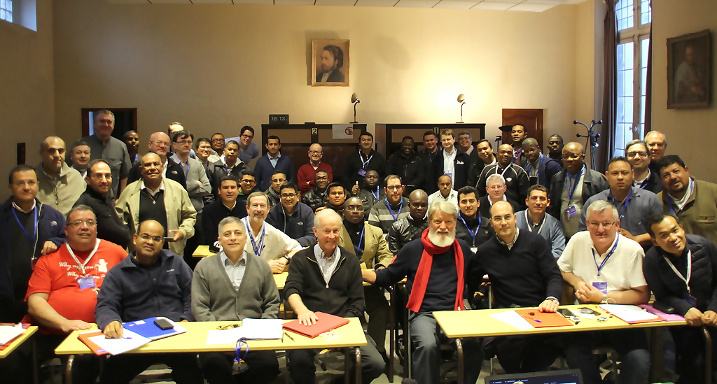 Chronicle of the fifth day of the Promoters of Vocations Gathering in Paris