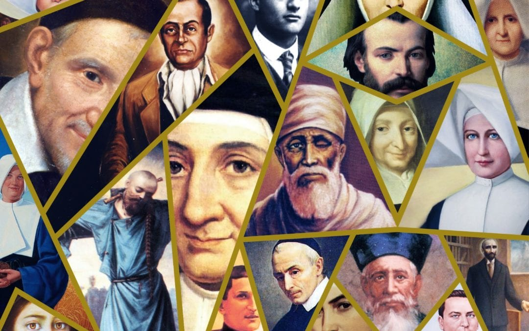 Holiness in the Vincentian Family: 2018