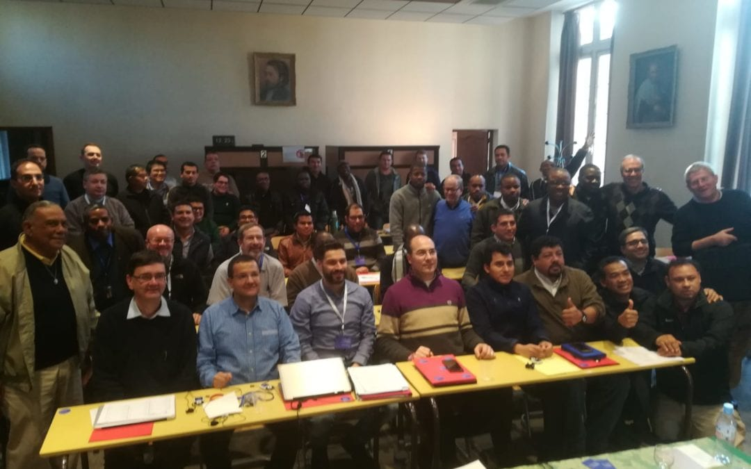 Chronicle of the ninth day of the Promoters of Vocations Gathering in Paris