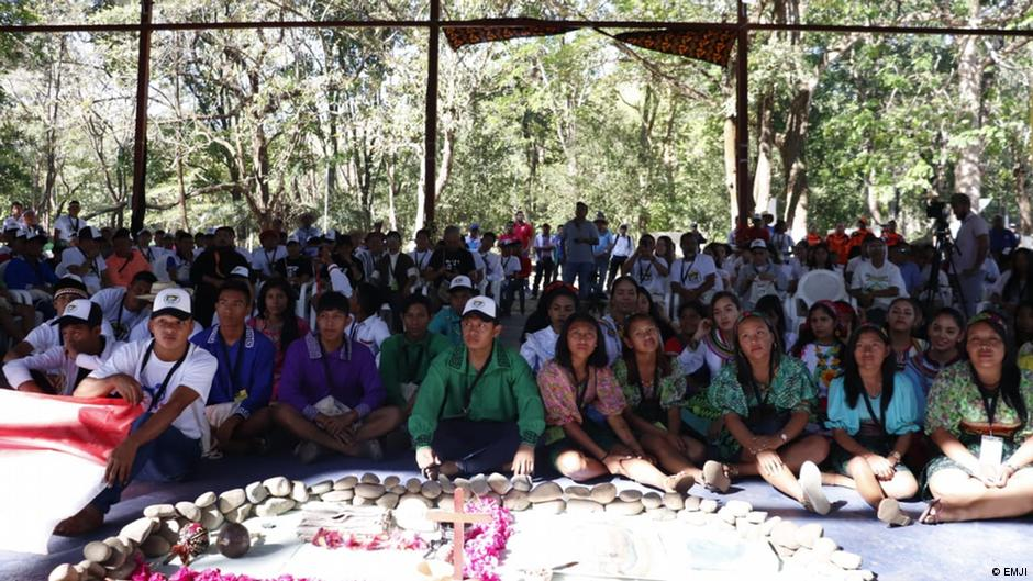 Taking charge of their roots: Indigenous youth at World Youth Day