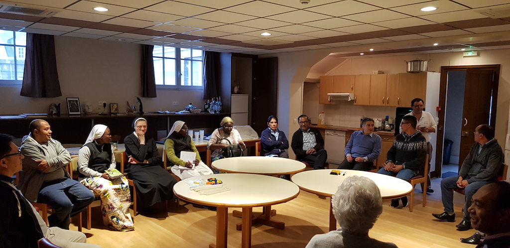 IV Meeting of the Vincentian Family: CIF