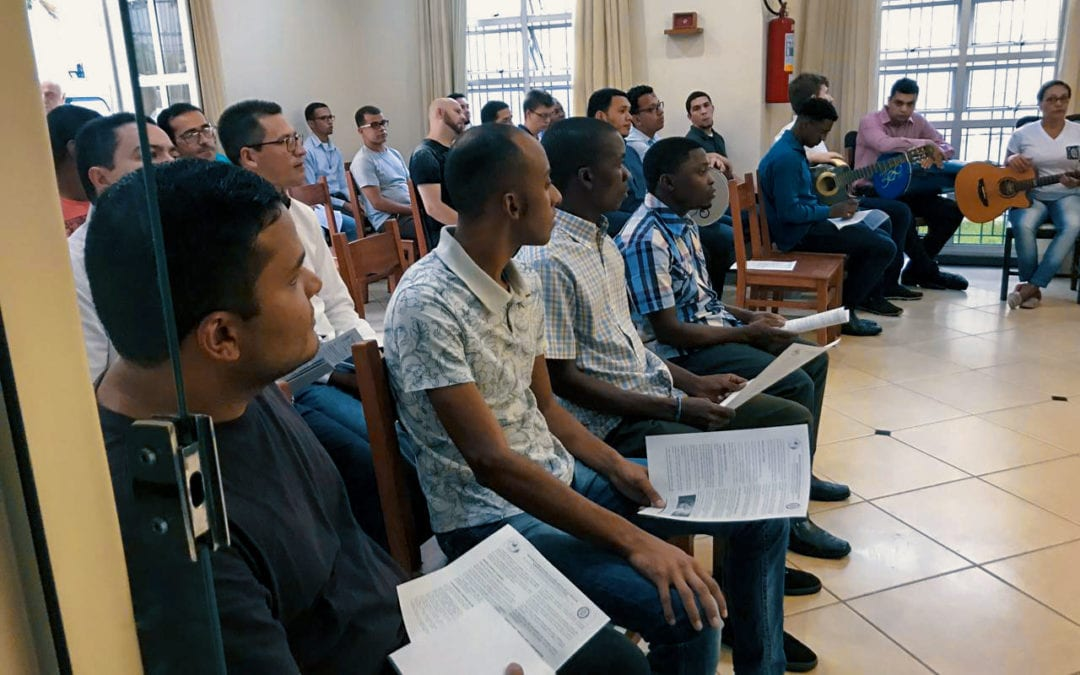 Vocations and Formation in the Congregation of the Mission