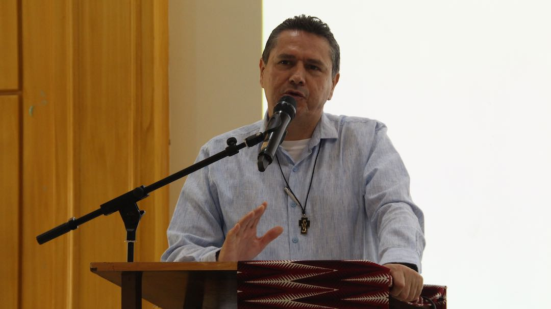 P. Diego Luis Vasquez, CM - Provincia de Colombia