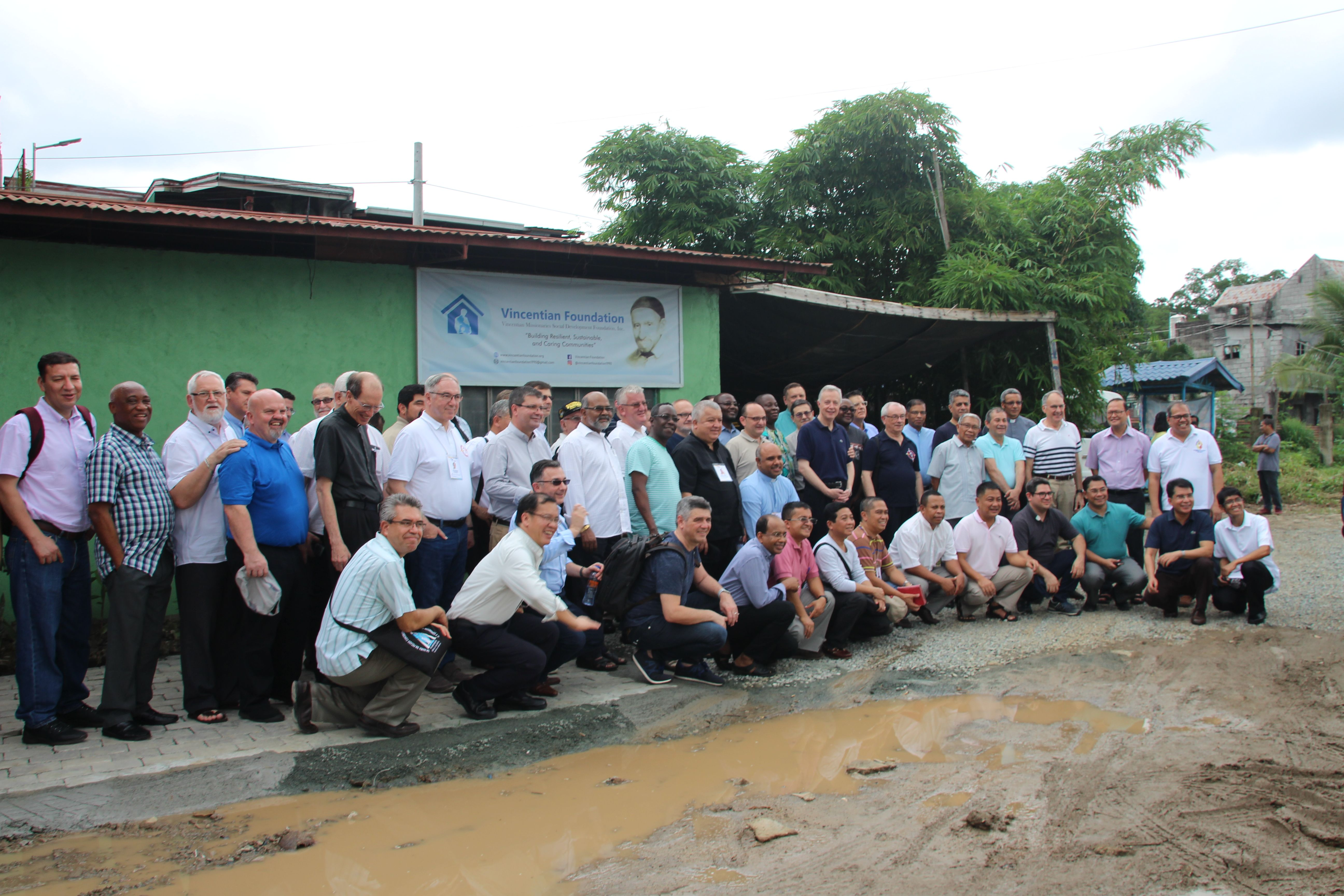 Vincentian Missionaries Social Development Foundation, Incorporated