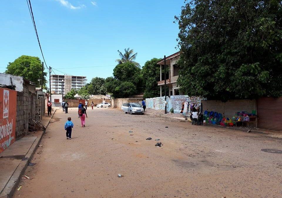 Street Ministry: Matthew 25 Program (Maputo-Mozambique)