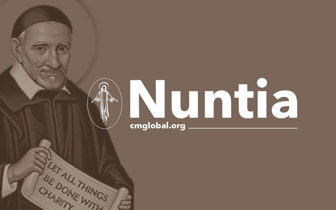 Nuntia – October 2019