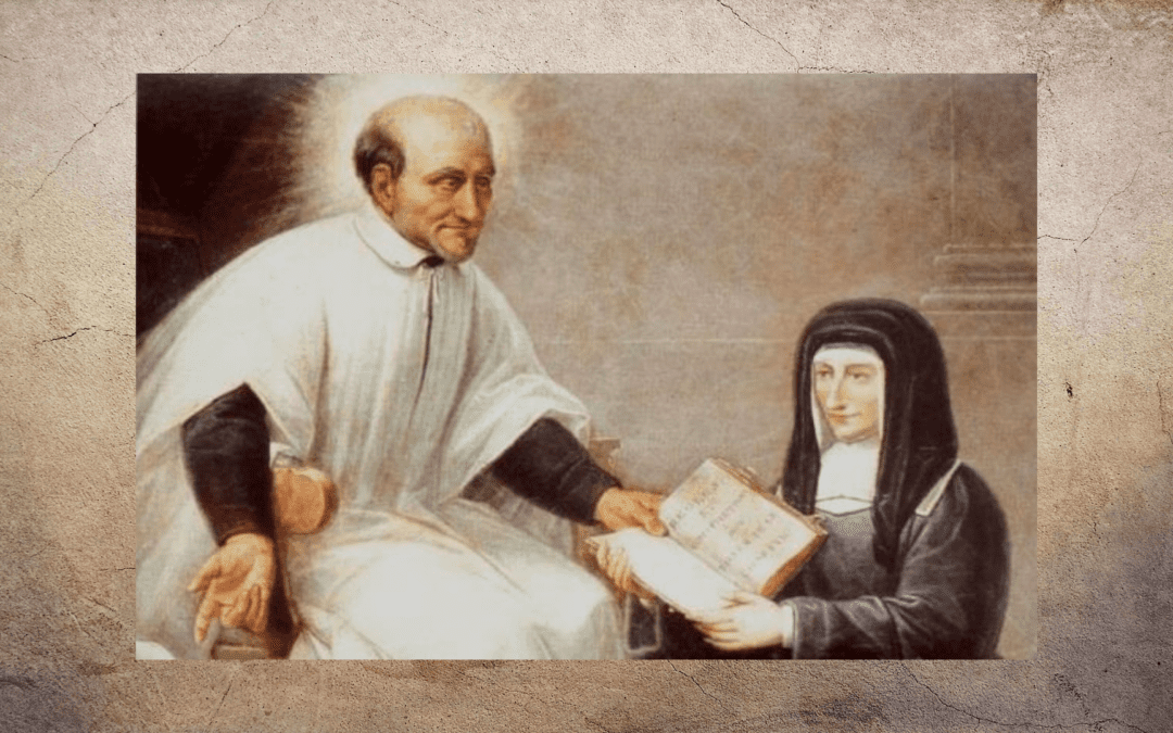 The Providence of God in Saint Louise of Marillac
