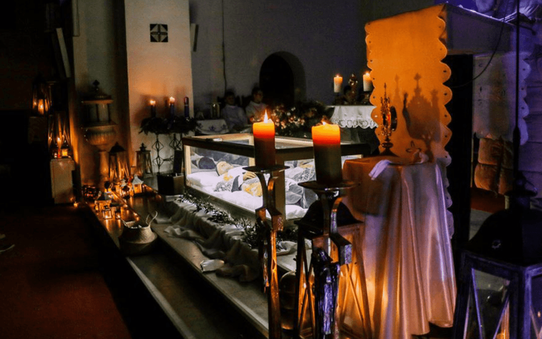 The Pilgrimage of St. Vincent de Paul Relics in Slovakia Has Been Concluded
