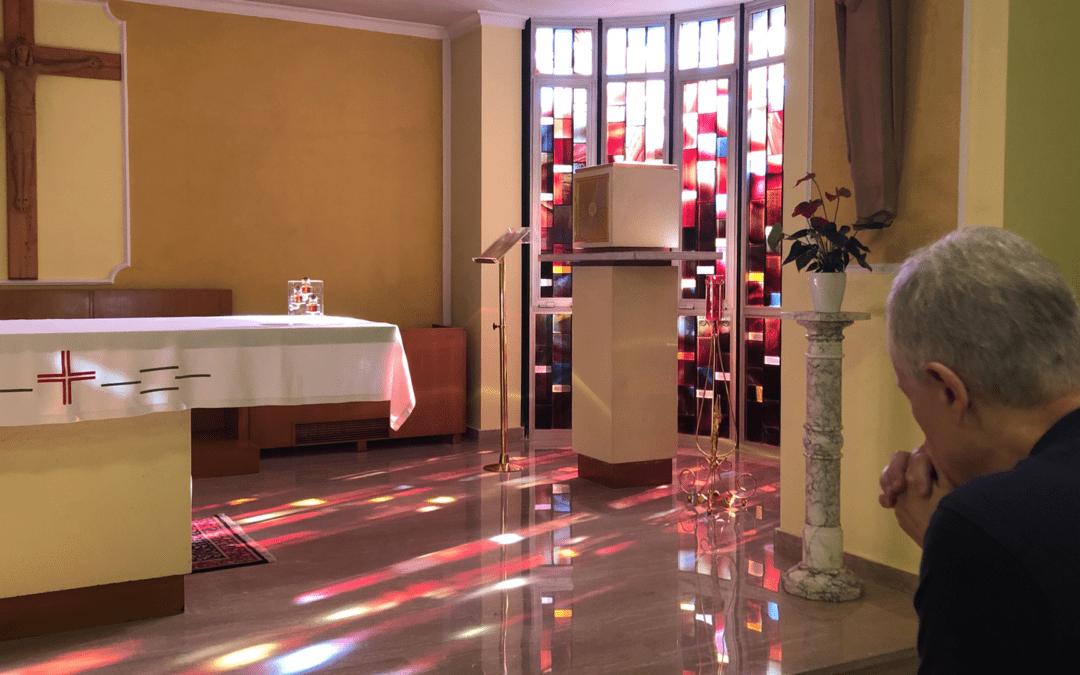 """Lenten Letter 2020 – """"The Transforming Power of Prayer"""""""