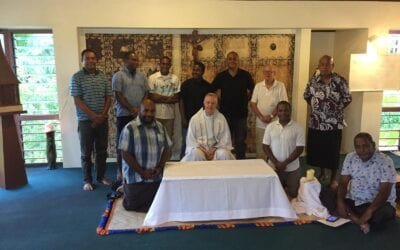 Visit of the Superior General to the International Mission in Fiji