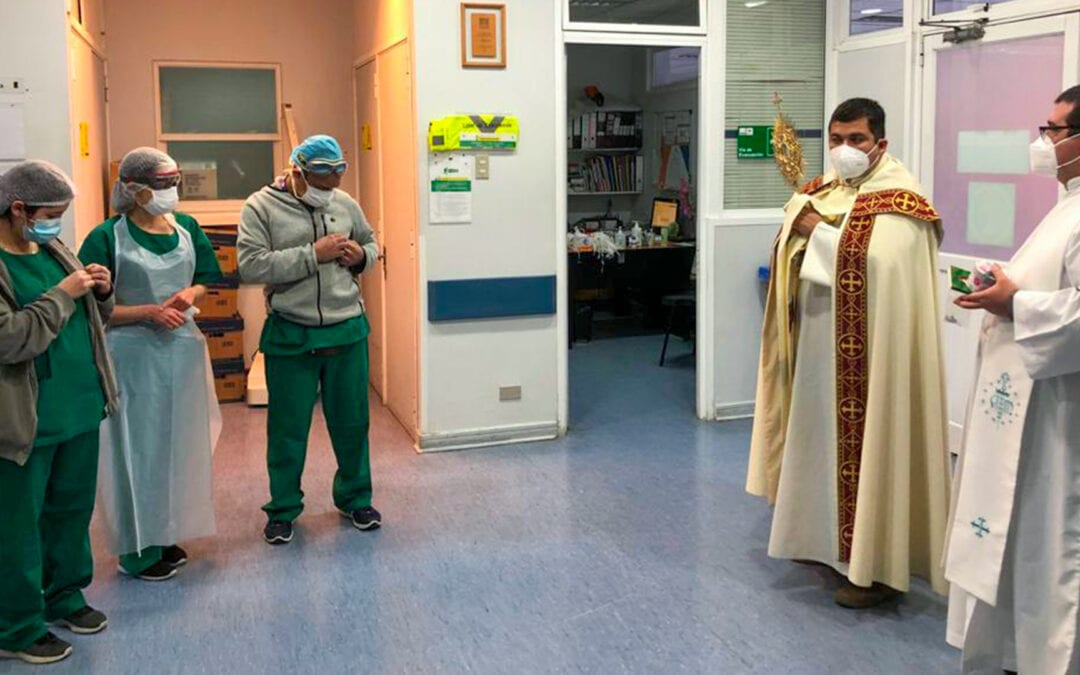 """""""The Congregation of the Mission in the Hospital With those sick and those deceased by COVID-19″ Mission horizons in times of a pandemic"""
