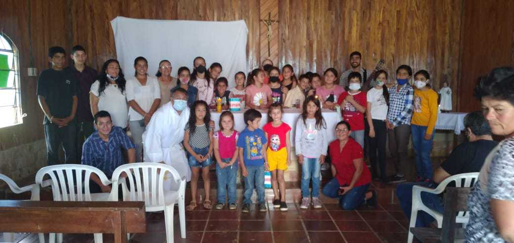Holy Week Mission in the Paraguayan Chaco