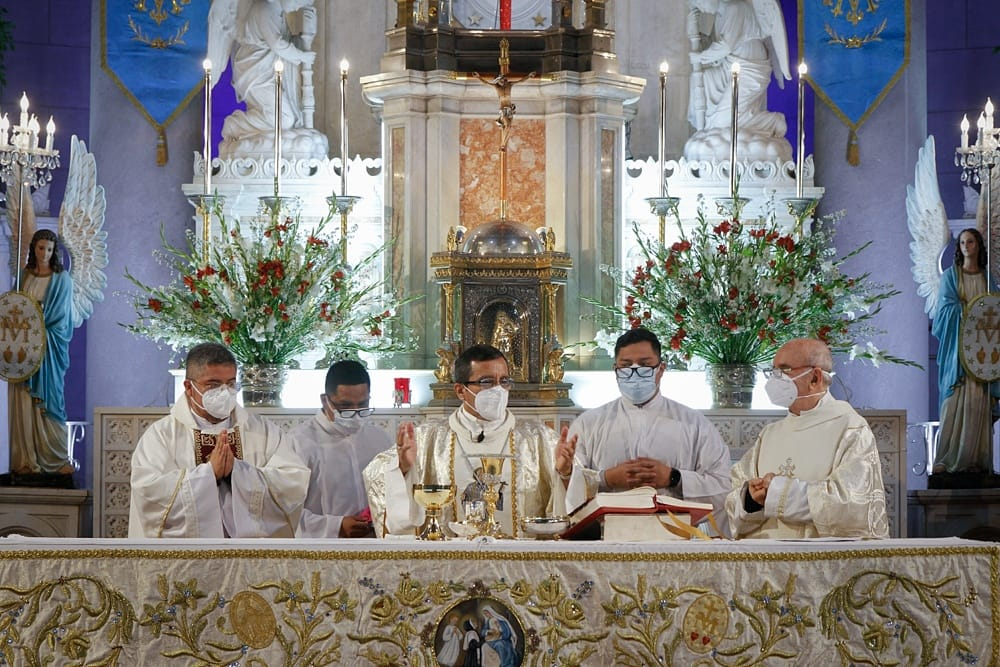 Priestly Ordination in the Province of Peru