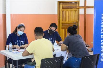 Job Fair – A Vincentian Initiative For Work Reentry (Honduras)