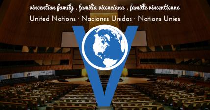 Los Vicencianos en la ONU, los días 29 y 31 de enero de 2018