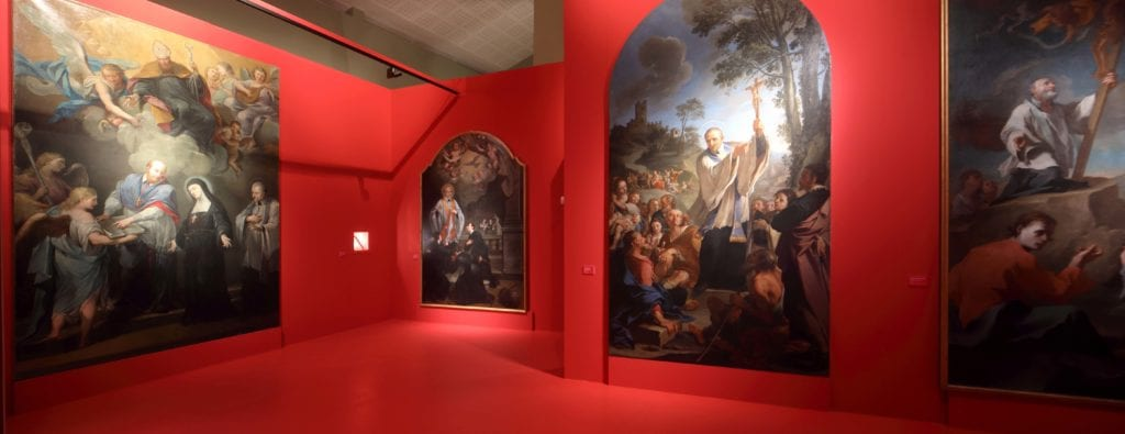The Colors of Charity: Iconography of Saint Vincent In Italian Art (17th to the20th Century)