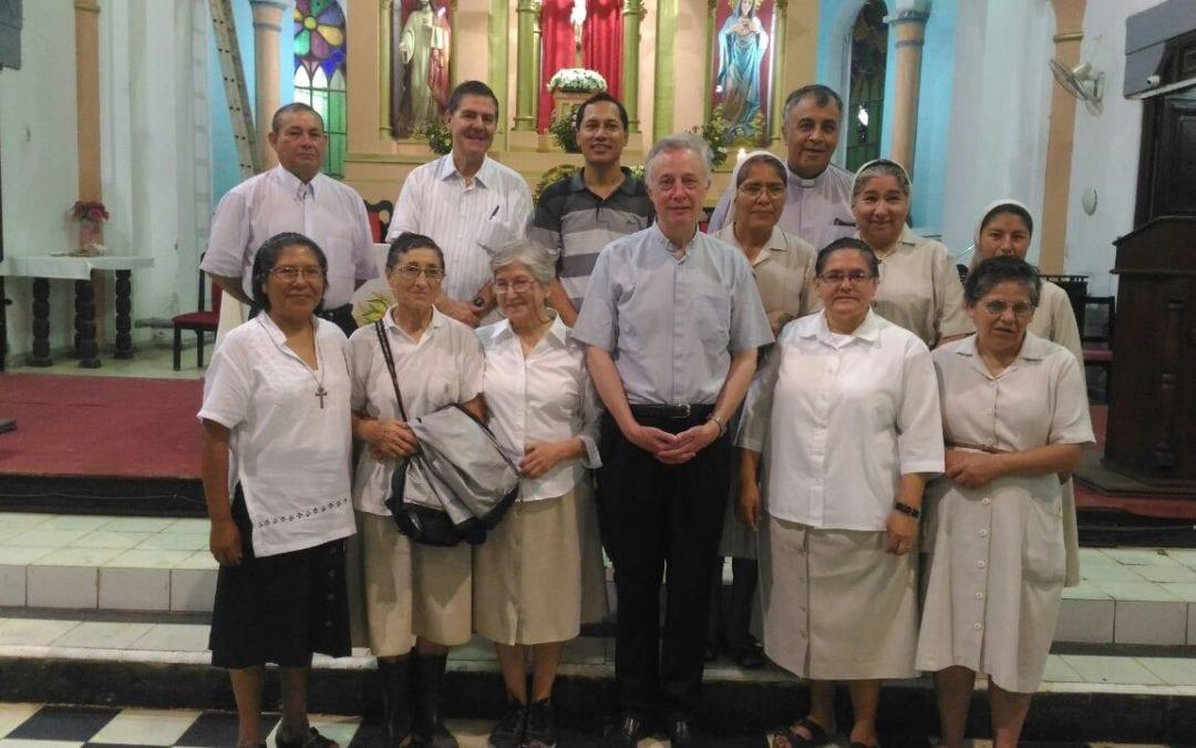 El Bení, Misión Vicentina en el Seno de la Selva Boliviana