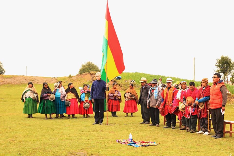 La Congregación de la Misión en las montañas bolivianas