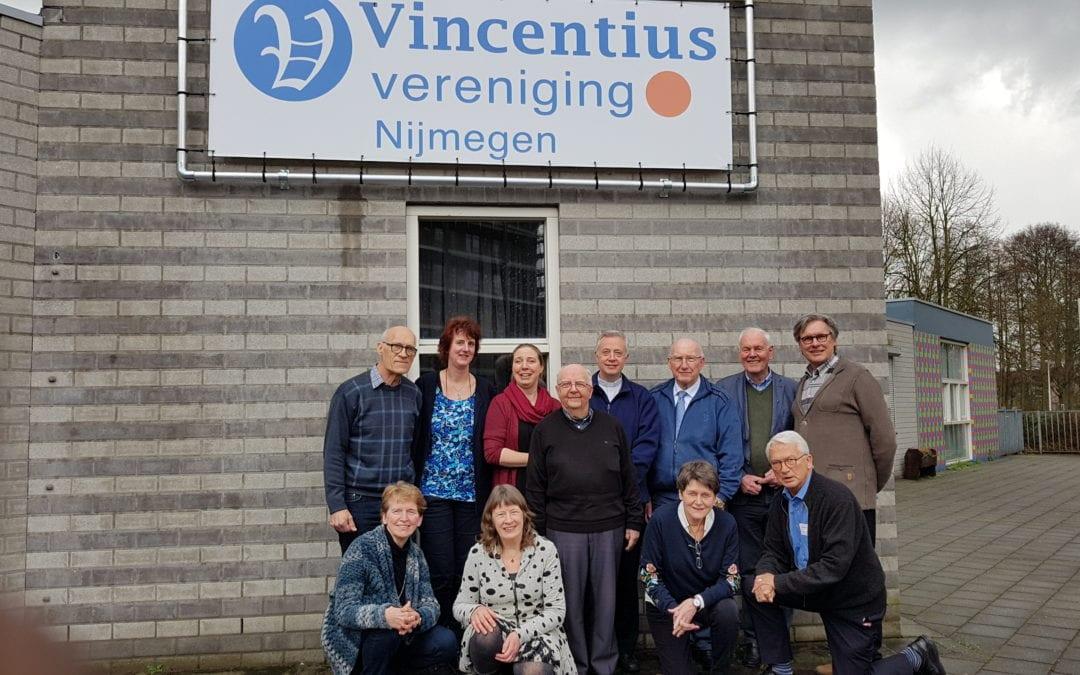 Visita del Superior General al Centro Vicente de Paúl, Países Bajos