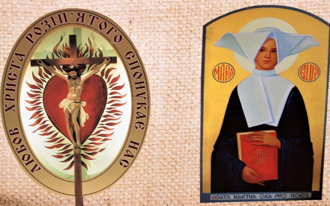 Décimo Aniversario de la Beatificación de la Beata Marta Wiecka.