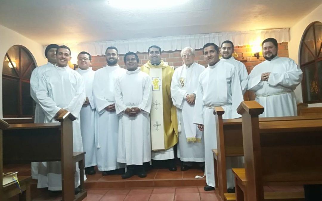 Vocaciones Avanzan en la Vice-Provincia de Costa Rica