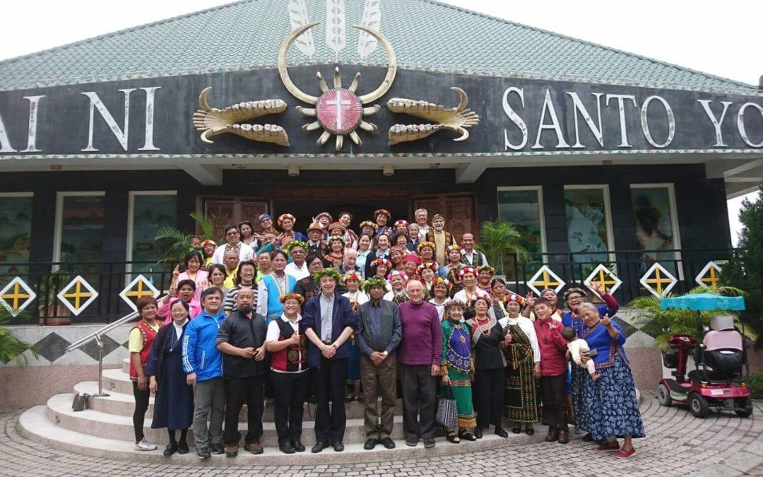 Visita canónica del Superior General a la Provincia de China: