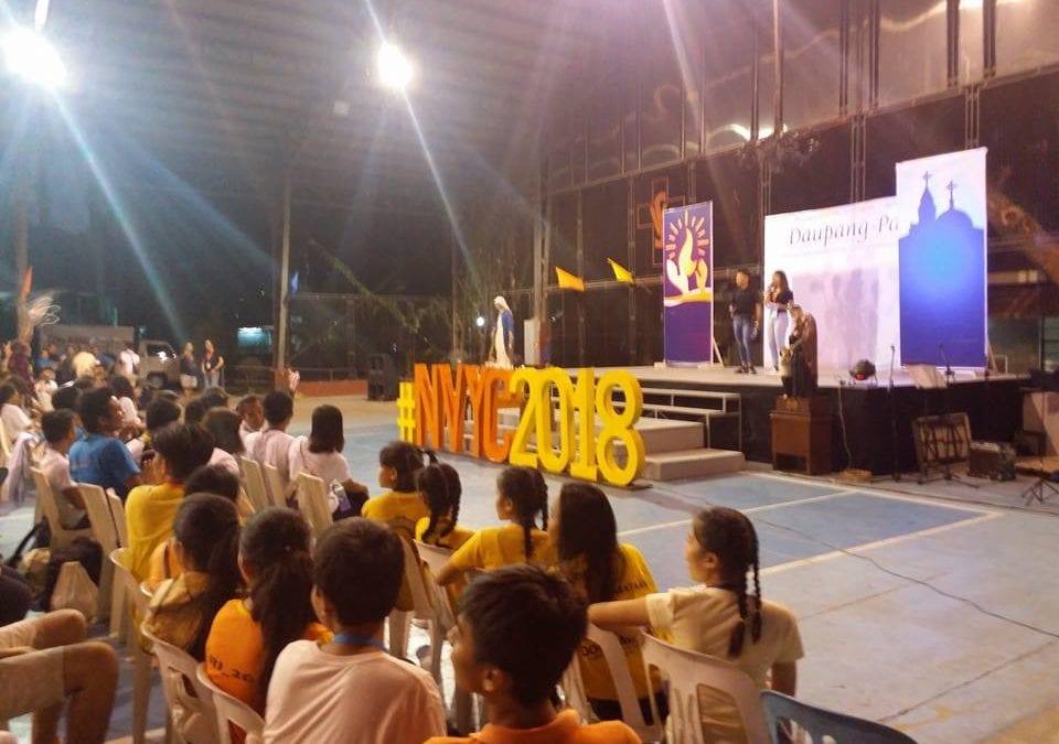 Jóvenes vicentinos en Congreso sobre vocación, Provincia de Filipinas