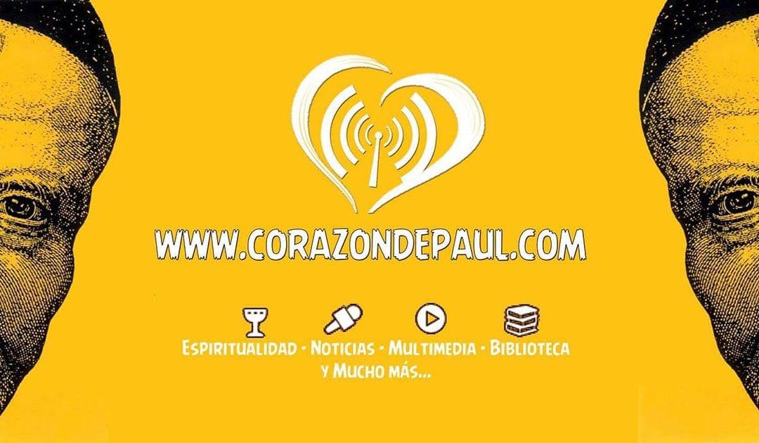 Evangelizar en la Red con Corazón de Paúl