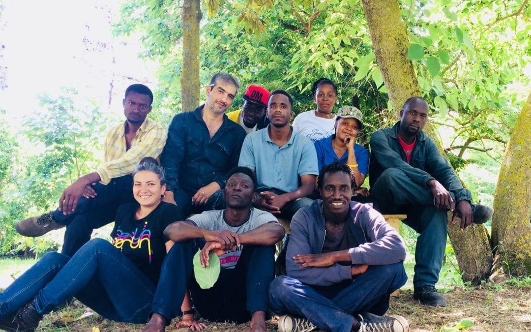 Mediterranea: Para la integración social y laboral de los refugiados políticos