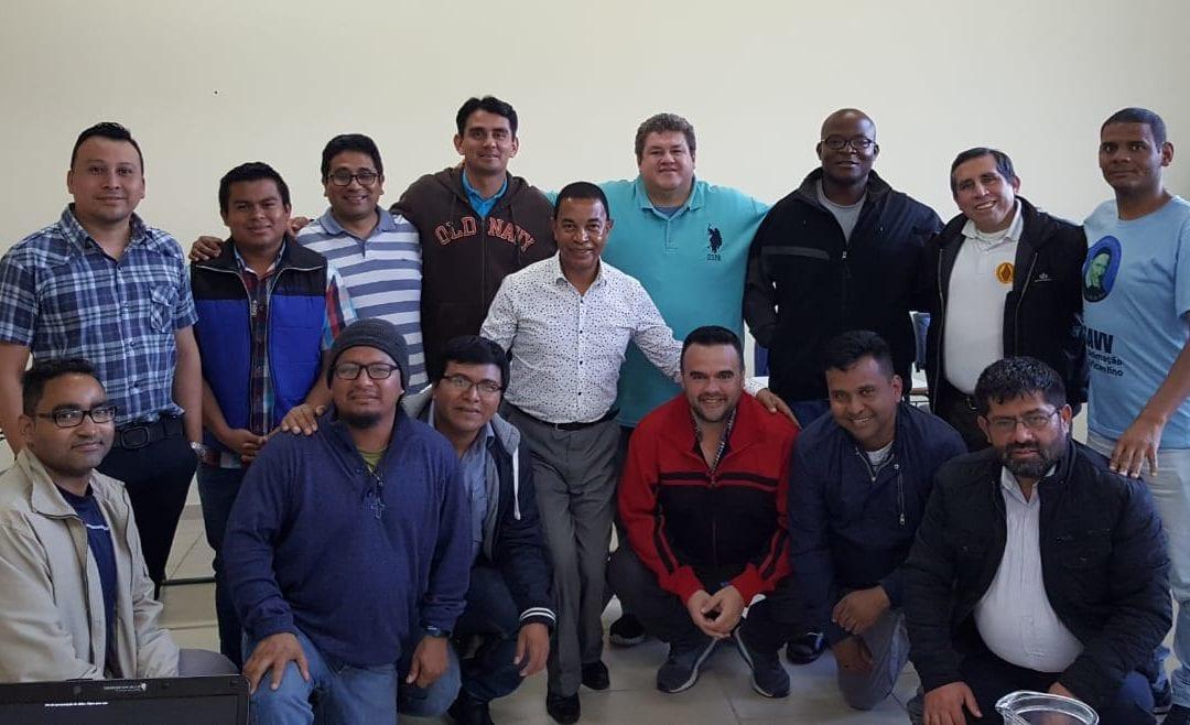 Escuela de Formadores CLAPVI – Curitiba 2018