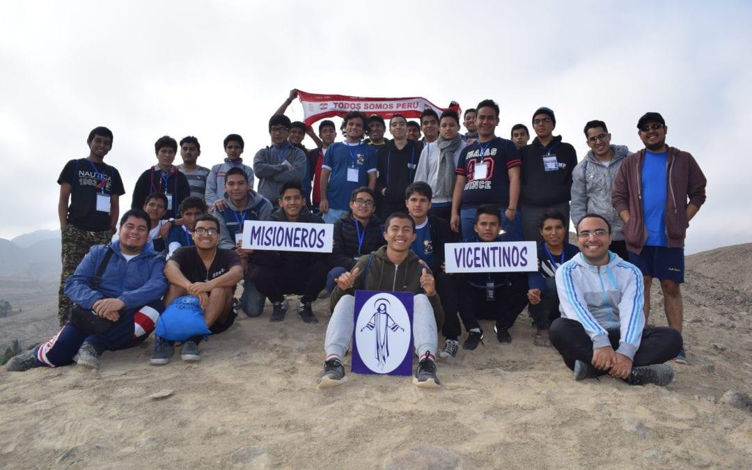 #CAMVOVI2018 – Campamento Vocacional Vicentino Provincia de Perú