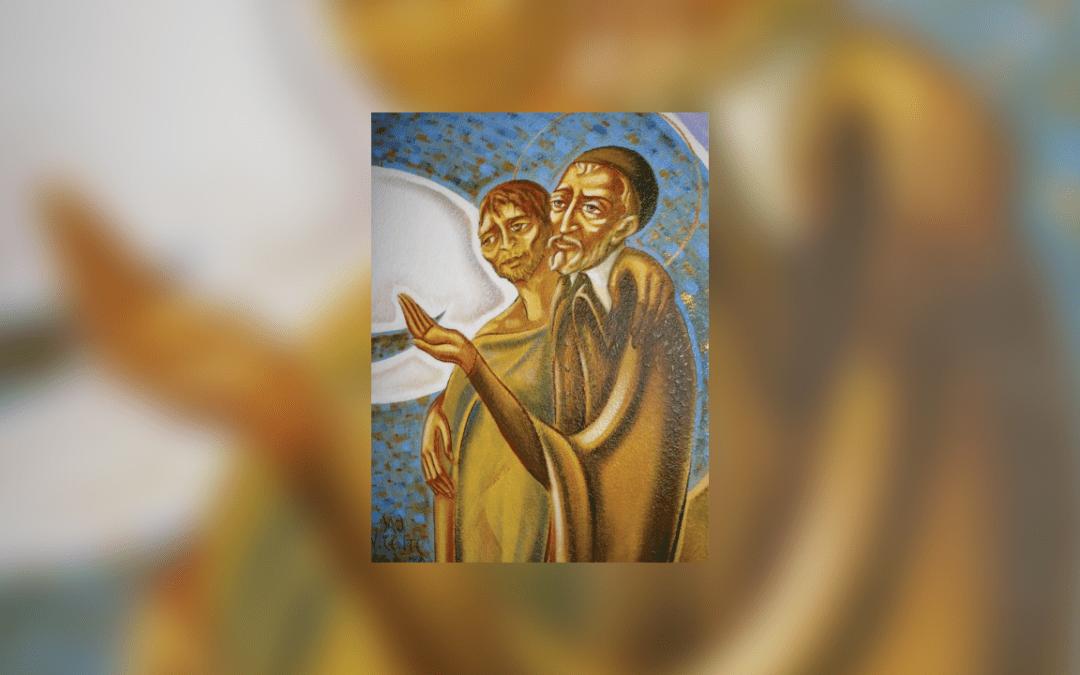 Novena a San Vicente de Paúl  – Primer día: El Cristo de San Vicente de Paúl