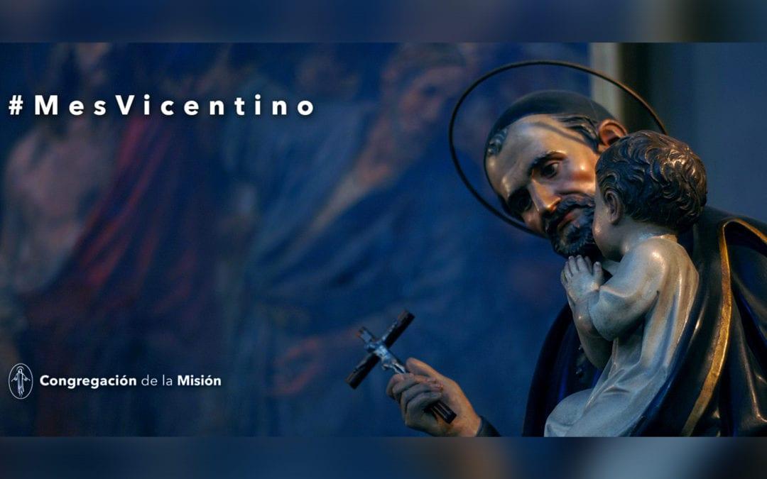 Carta para la fiesta de san Vicente de Paúl