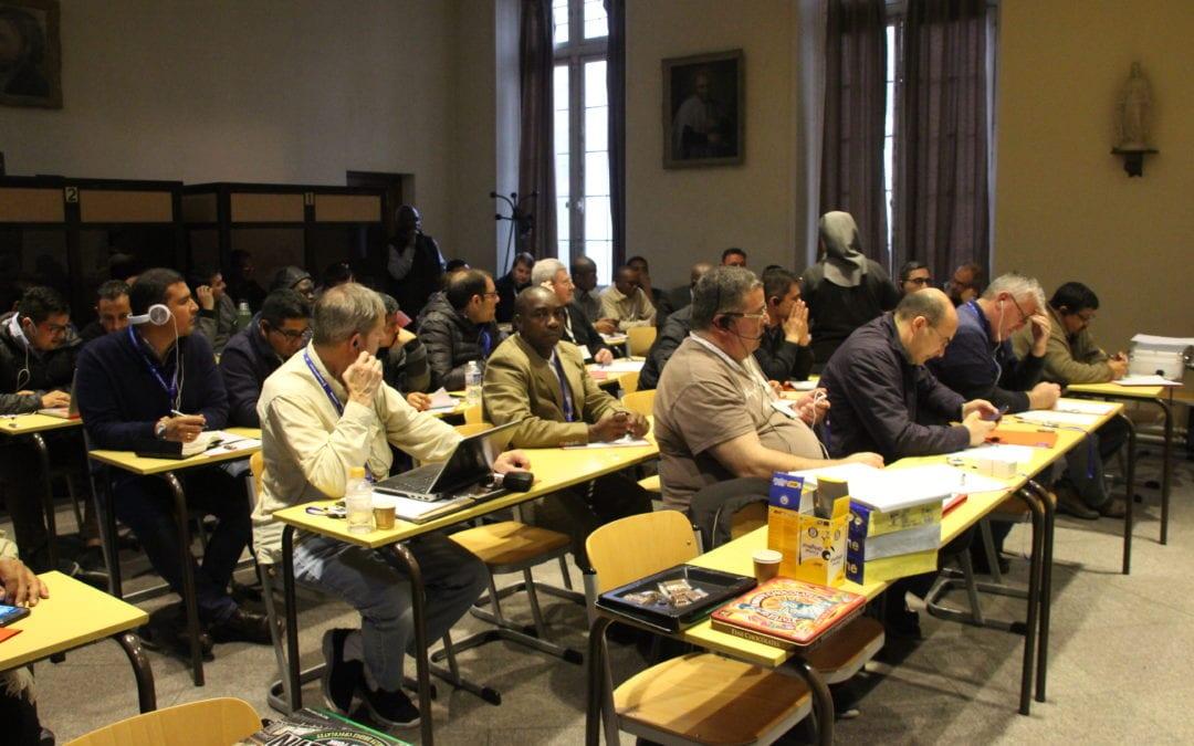 Cronica del Segundo día del Encuentro de Promotores Vocacionales