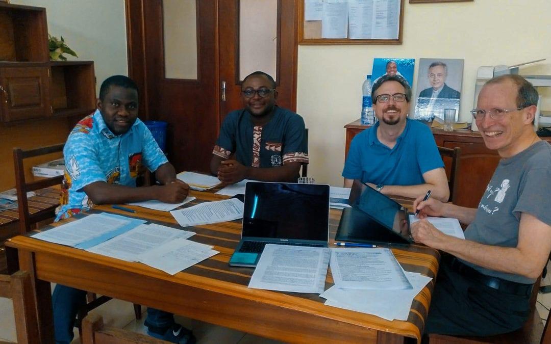Reunión de la Comisión Internacional para la promoción de la vocación de Hermano