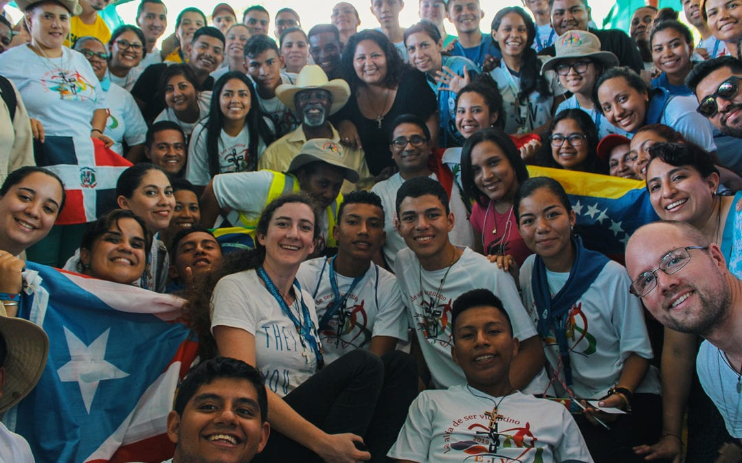 LA EXPERIENCIA DE LOS JÓVENES VICENCIANOS EN LA JORNADA MUNDIAL DE LA JUVENTUD DE PANAMÁ