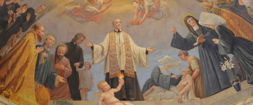 Santos, Beatos, Venerables y Siervos de Dios de la Congregación de la Misión