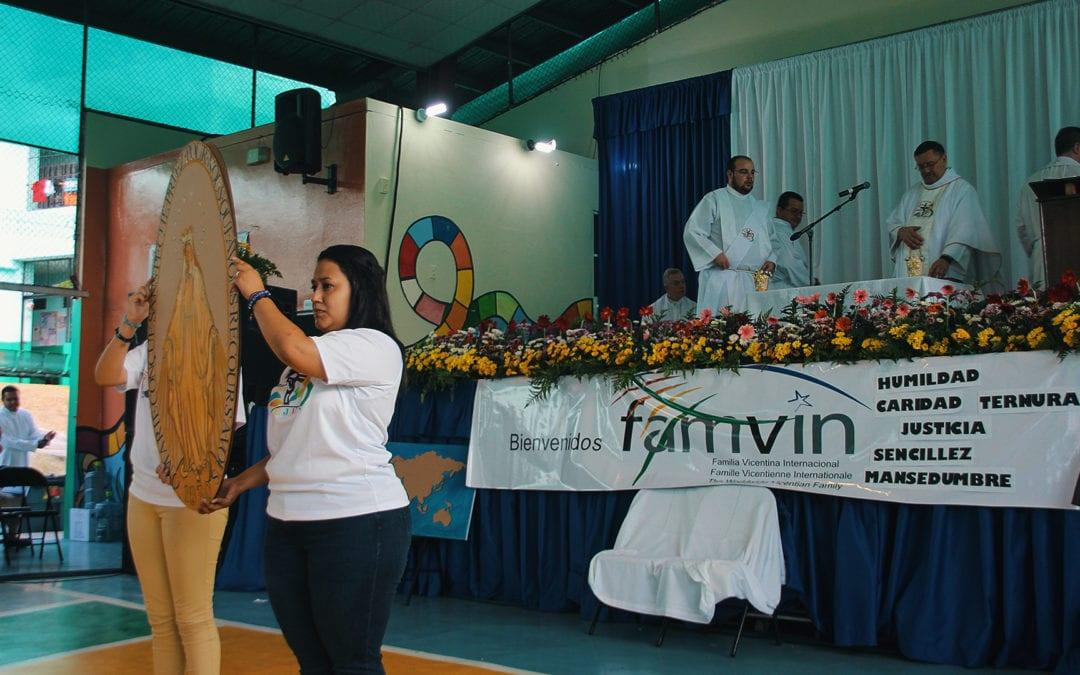 Carta del padre Stephen Grozio, CM acerca del Encuentro Juvenil Vicentino en Panamá